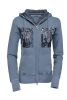 Pikeur Sweatjacke Delphie NG smoked blue